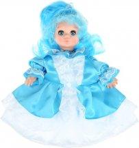 Кукольный театр Весна Девочка с голубыми волосами 31 см