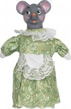Кукольный театр Весна Мышка-норушка 24 см