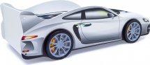 Объемные пластиковые колеса Speedy комплект 2 шт, серый