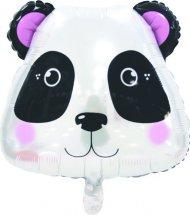 """Воздушный шарик 21""""/55 см Панда"""