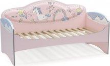 Диван-кровать Mia Big, розовый