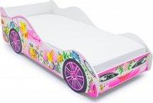 Комплект кровать-машина Фея и матрас Гармония Эконом Д10 160х70