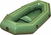 Надувная лодка ВЛК М-200 гребная