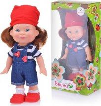Кукла Весна Веснушка 23
