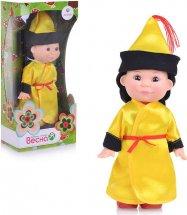 Кукла Весна Веснушка Девочка в бурятском костюме
