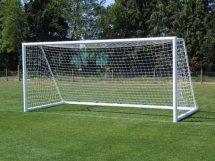 Сетка для футбольных ворот 7,4х2,4х1,6 ниточная