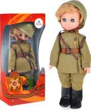 Кукла Весна Пехотинец в каске