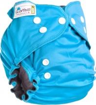 Многоразовый подгузник GlorYes Optima (3-18 кг) синий