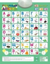 Электронный плакат Знаток Говорящая азбука 4 режима