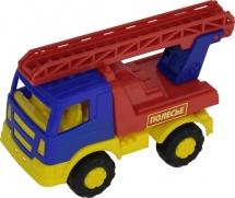 Пожарная машина Полесье Тема