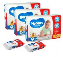 Набор Huggies Classic 7-18 кг