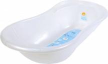 Ванночка Пластик-Центр Ангел 84 см белый перламутр