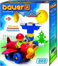 Конструктор Bauer Авиа Эко 32 элемента