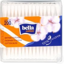 Ватные палочки Bella 200 шт