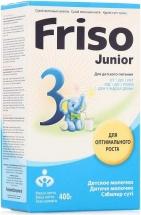 Сухая молочная смесь Friso 3 Junior 1-3 года 400 г