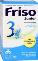 Сухая смесь Friso Junior №3 с 12 мес 400 г