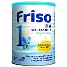 Сухая молочная смесь Friso Фрисолак ГА №1 0 - 6 мес 400 г
