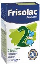 Сухая смесь Friso Фрисолак №2 с 6 до 12 мес 350 г