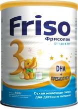 Сухая смесь Friso Фрисолак №3 с 12 мес 400 г