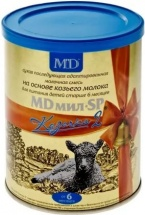 Сухая смесь MD Милл Козочка №2 с 6 до 12 мес 400 г