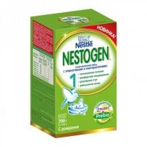 """Сухая молочная смесь """"Нестожен №1"""", с 0 до 6 мес.,700гр., Nestle"""