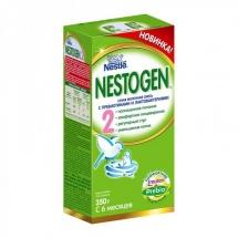 """Сухая молочная смесь """"Нестожен №2"""", с 6 до 12 мес., 350гр., Nestle"""