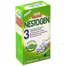 """Сухая молочная смесь """"Нестожен №3"""", с 12 мес., 350гр., Nestle"""