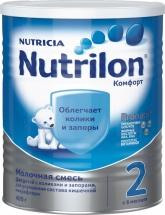 Сухая смесь Нутрилон Комфорт №2 с 6 до 12 мес 400 г