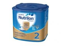 """Сухая молочная смесь """"Нутрилон Premium №2"""", с 6 до 12 мес., 400гр., Nutrilon"""