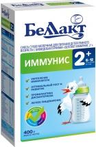 Сухая смесь Беллакт Иммунис №2 с 6 до 12 мес 400 г