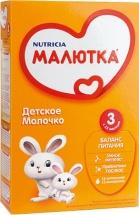 Сухая смесь Малютка №3 с 12 мес 350 г