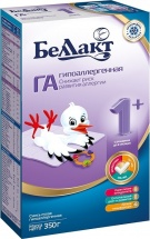 Сухая смесь Беллакт ГА №1 с 0 до 6 мес 350 г