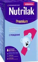 Сухая смесь Нутрилак Премиум №1 с 0 до 6 мес 350 г