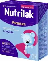 Сухая смесь Нутрилак Премиум №2 с 6 до 12 мес 350 г