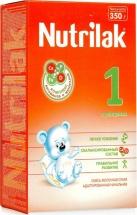 Сухая смесь Нутрилак №1 с 0 до 6 мес 350 г