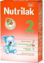 Сухая смесь Нутрилак №2 с 6 до 12 мес 350 г