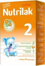 """Сухая молочная смесь """"Нутрилак"""", с 6 до 12 мес., 350гр., Nutrilak"""