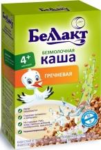 Каша Беллакт безмолочная гречневая с 4 мес 200 г