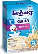 Каша Беллакт молочная овсяная с 5 мес 200 г