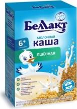Каша Беллакт молочная пшенная с 6 мес 200 г