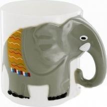 """Кружка Курносики """"Сафари. Слон"""" 200 мл"""