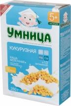 Каша молочная кукурузная, с 5 мес., 200г, Умница