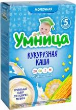 Каша Умница молочная кукурузная с 5 мес 200 г