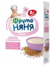 Каша безмолочная гречневая, гипоаллергенная, с 4 мес., 200гр., ФрутоНяня