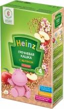 Каша Безмолочная гречневая с яблоком, с 4 мес., 200гр., Heinz