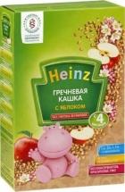 Каша Heinz безмолочная гречневая с яблоком с 4 мес 200 г