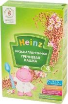 Каша безмолочная гречневая низкоаллергенная, с 4 мес., 200гр., Heinz