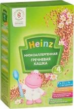 Каша Heinz безмолочная гречневая с 4 мес 200 г