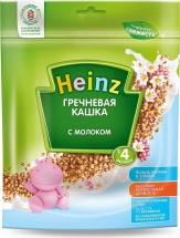 Каша молочная гречневая, с 4 мес., 250гр., Heinz