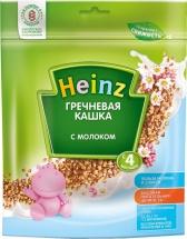 Каша Heinz молочная гречневая с 4 мес 250 г